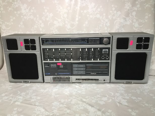 Продам Касетная магнитола Philips D8644