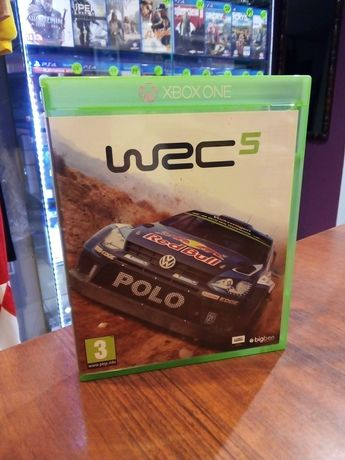 WRC 5 Xbox One super stan
