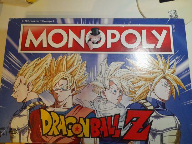 Monopoly, gra strategiczna Monopoly Dragon Ball Z