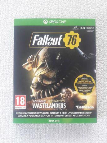 Fallout 76 Xbox One - zamienię lub sprzedam