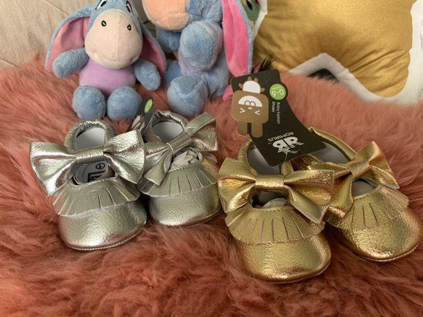 Sapato Pré-walker Menina recém-nascidas / Gémeas
