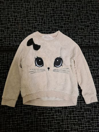 Реглан, свитшот, свитер, кофта, свитерок H&M на девочку 2-4 года
