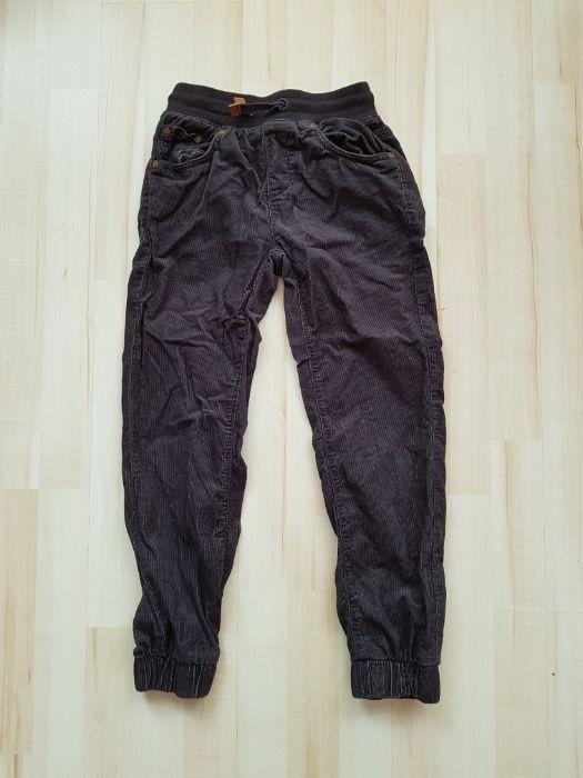 Spodnie sztruksowe dla chłopca, 140, SMYK Łódź - image 1