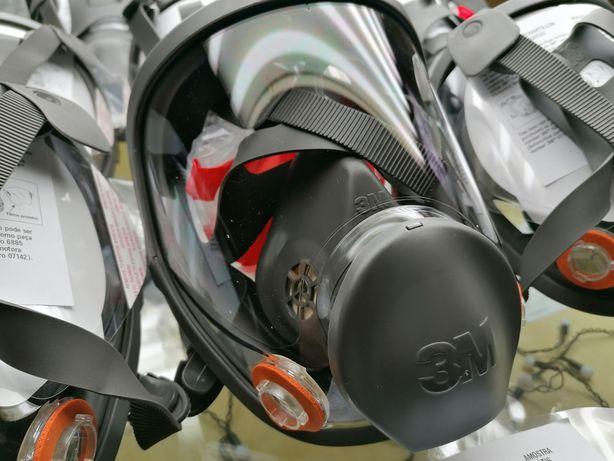Полумаска респиратор 3м модель 6200 Распиратор 3M маска 6800