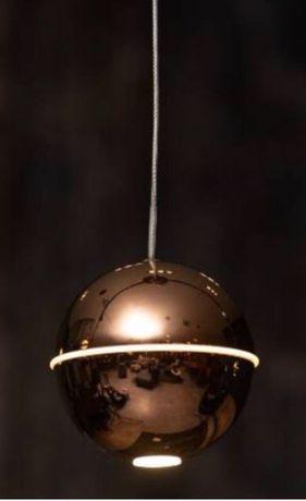 Lampa wiszaca Maxlight Zen miedz 2 sztuki