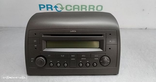 Auto Rádio Lancia Ypsilon (843_)