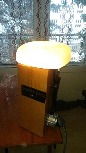 Lampa designe loft.