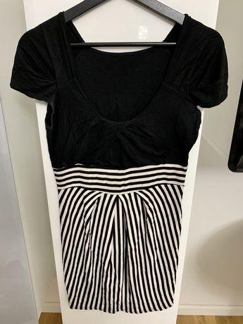 Letnia bawelniania sukienka na lato 36