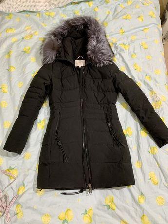 Куртка пуховик зимняя