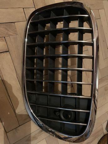 Решотка радиатора. Тепловизор BMW