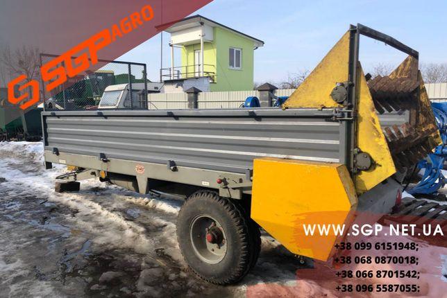 Навозоразбрасыватель Agromet 3.5 тон
