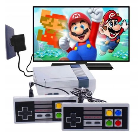 Gra telewizyjna konsola retro 620 gier TV PEGASUS