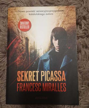 """Książka """"Sekret Picassa"""""""