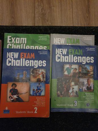 Oddam NewExamChallenges 2/3 podręczniki