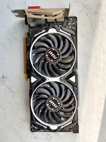 Видеокарта AMD Radeon RX 580 8Gb MSI Armor