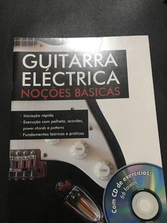 Livro guitarra elétrica
