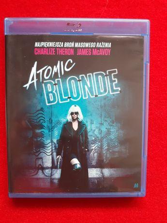 Atomic BLONDE film na blu-ray