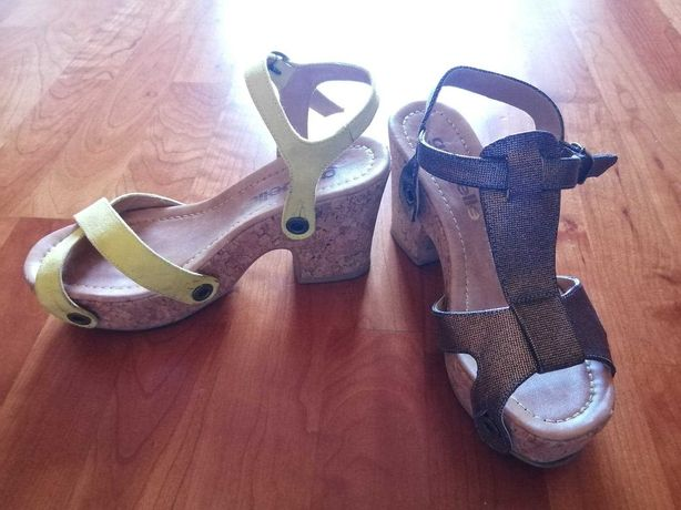 Sandálias Galibelle - as sandálias que trocam as tiras