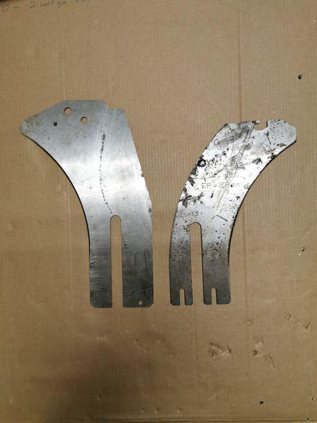 Нож расклинивающий для форматно-раскроечных станков