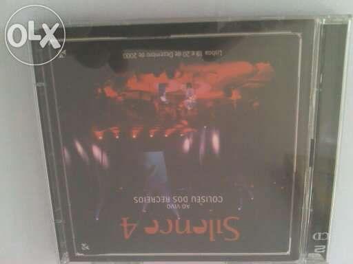 CD duplo dos silence 4