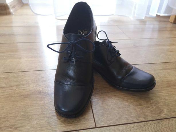 Buty komunijne chłopięce Zarro