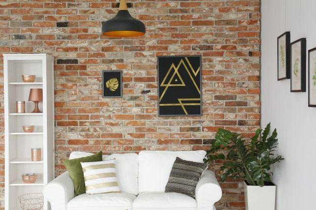 Płytki ze starej cegły, cegła cięta, cegła na ścianę, LOFT-STYL