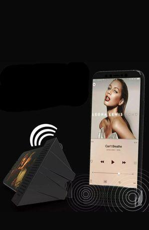 Amplificador para telemóvel 2 em 1