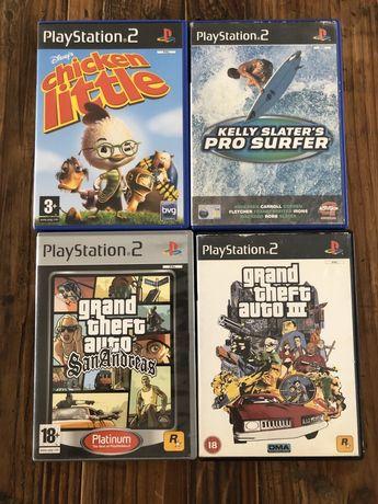 Pack 4 jogos PlayStation
