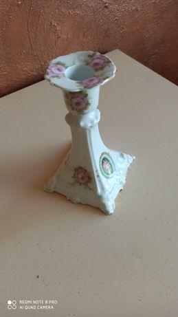 Rosenthal piękny stary świecznik