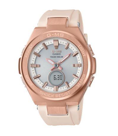 Женские наручные часы Casio G-Shock Baby-G MSG-S200G-4A лучшая цена