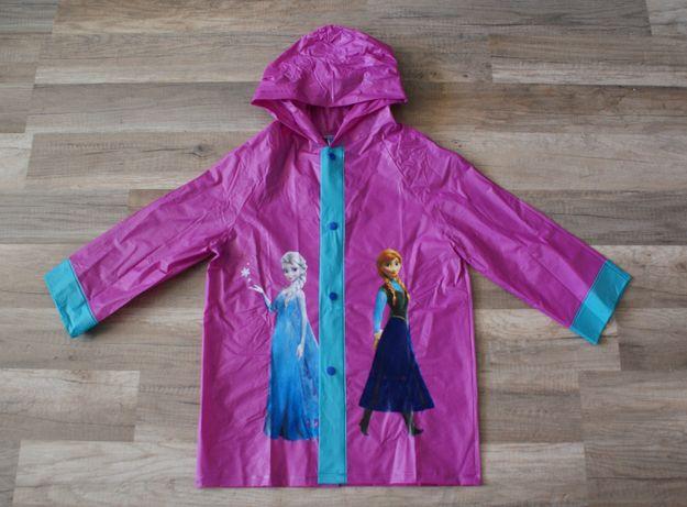 Płaszcz przeciwdeszczowy Elsa i Anna