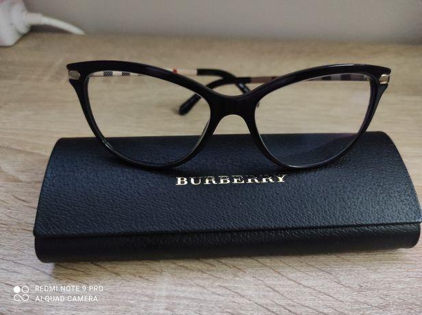 Okulary Burberry