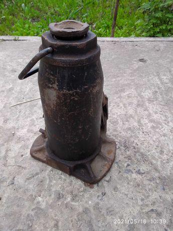 Домкрат гидравлический 10 тонн СССР