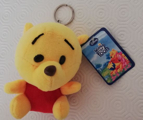 Winnie the Pooh - peluche porta chaves