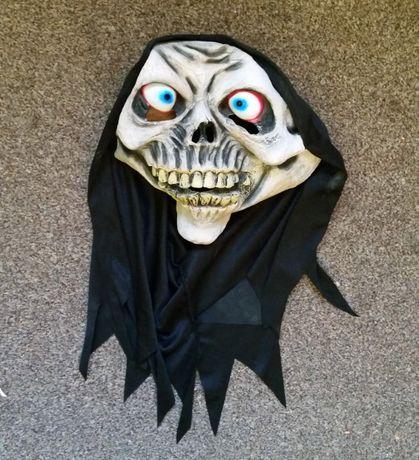 Maska na Bal Karnawał Halloween - STAN IDEANY