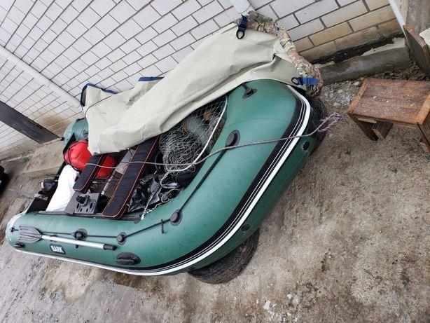 ПВХ лодка BARK 390