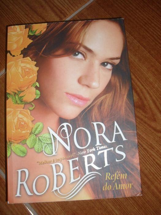 Livro Refém do Amor de Nora Roberts Santo Amaro - imagem 1
