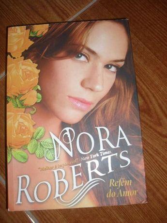 Livro Refém do Amor de Nora Roberts