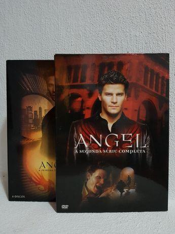 Série Angel - Temporada 1 e 2