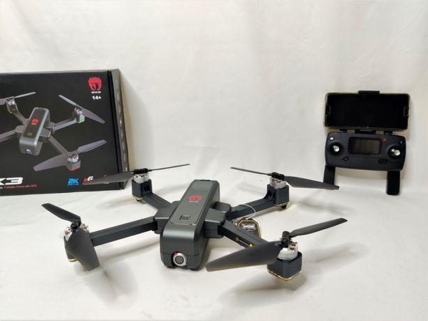 [NOVO] Drone EX3 GPS 1.6 KM 2K 5.8 Ghz FPV Wi-Fi [Autonomia 20 Min.]