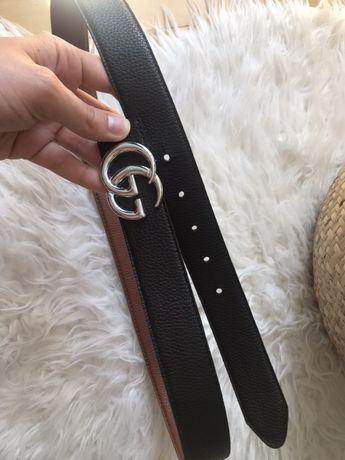 Dwustronny pasek damski Gucci