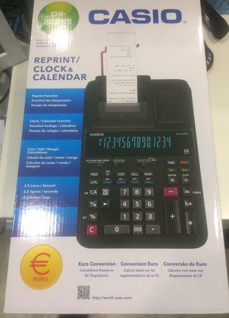 Calculadora Casio DR 320 RE