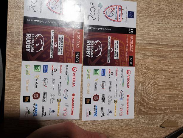 Bilety na mecz RUGBY