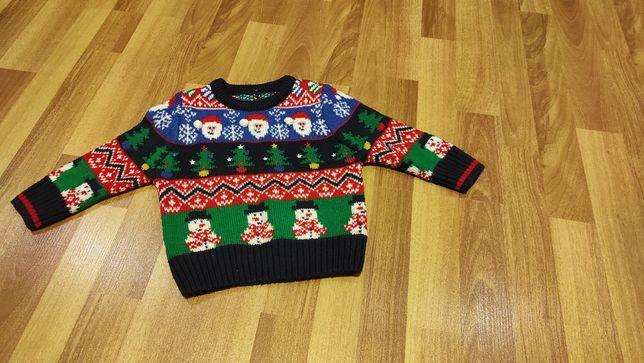 Новогодний свитер, кофта