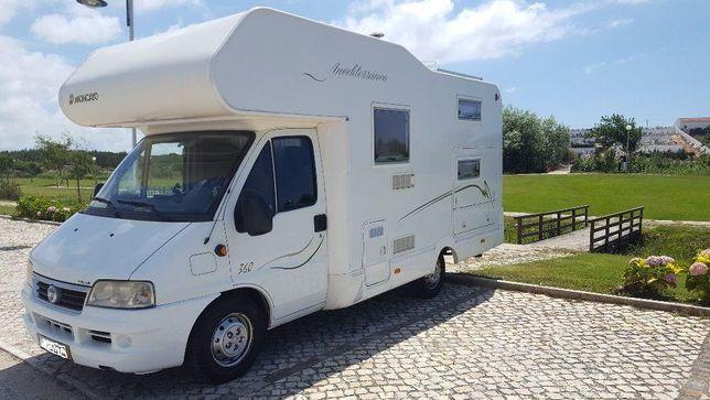 Aluguer Autocaravana / Motorhome Rent