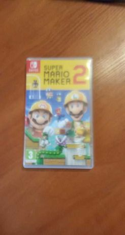 Mario Maker 2 Nintendo switch