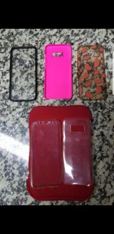 Capas Samsung Galaxy S8,S9, Note 2