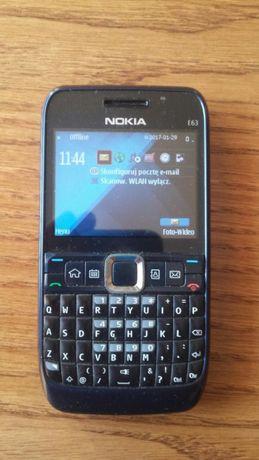 Nokia E63 Polecam telefon.