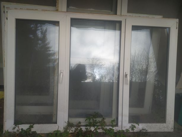 Okna po demontażu