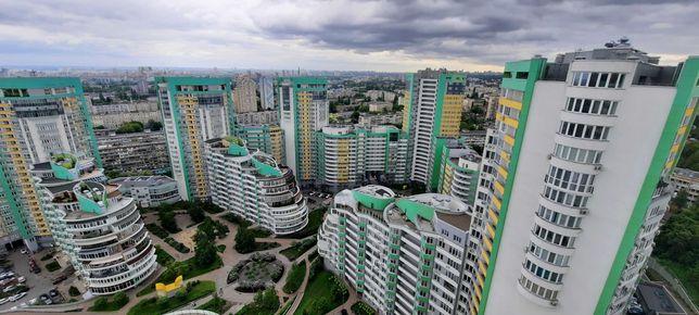 3-х ком квартира с террасой, ЖК Парковый город